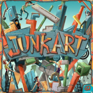 Buy Junk Art (3rd Edition) the game online in NZ