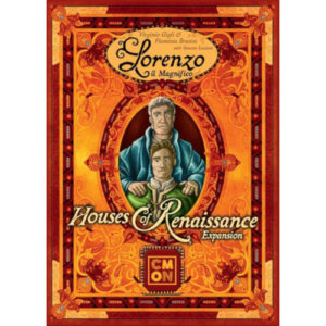Buy Lorenzo il Magnifico: Houses of Renaissance (Expansion) the game expansion online in NZ