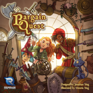 Buy Bargain Quest the board game online in NZ