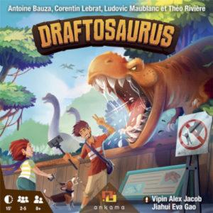 Buy Draftosaurus the board game online in NZ