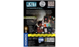 Buy Exit: The Catacombs of Horror the game online in NZ