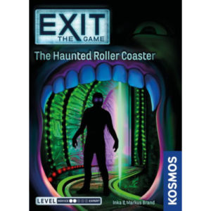 Buy Exit: The Haunted Rollercoaster the game online in NZ