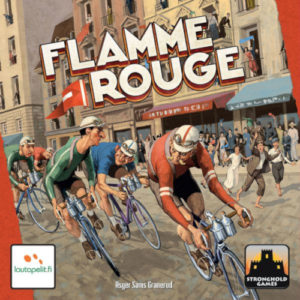 Buy Flamme Rouge the board game online in NZ