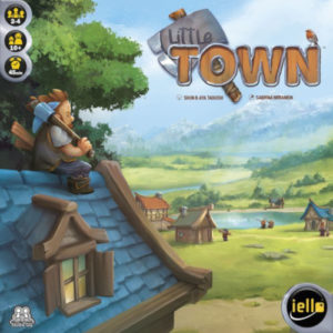 Buy Little Town the board game online in NZ