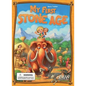 Buy My First Stone Age the board game online in NZ