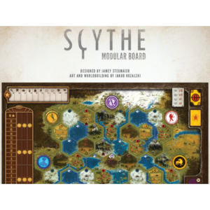 Buy Scythe: Modular Board (Expansion) the game expansion online in NZ