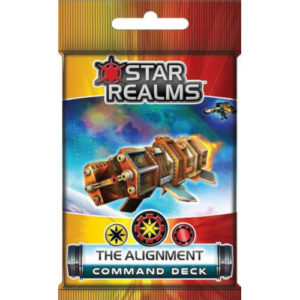 Buy Star Realms: Command Deck - The Alignment (Expansion) the card game expansion online in NZ