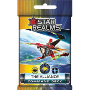 Buy Star Realms: Command Deck - The Alliance (Expansion) the card game expansion online in NZ