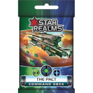 Buy Star Realms: Command Deck - The Pact (Expansion) the card game expansion online in NZ