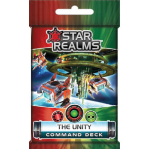 Buy Star Realms: Command Deck - The Unity (Expansion) the card game expansion online in NZ