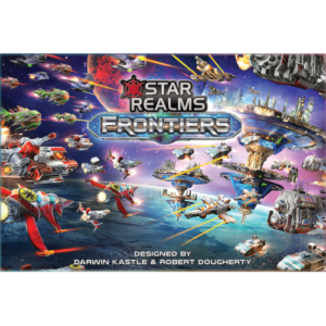 Buy Star Realms: Frontiers the card game expansion online in NZ