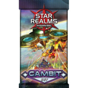 Buy Star Realms: Gambit (Expansion) the card game expansion online in NZ