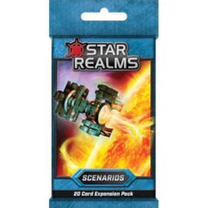 Buy Star Realms: Scenarios (Expansion) the card game expansion online in NZ