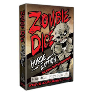 Buy Zombie Dice Horde Edition the game online in NZ