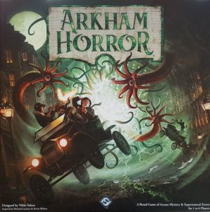 Buy Arkham Horror (Third Edition) the board game online in NZ