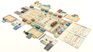 Buy City of the Big Shoulders the board game online in NZ