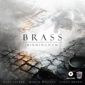 Buy Brass: Birmingham the board game online in NZ