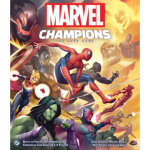 Buy Marvel Champions: The Card Game the card game online in NZ