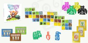 Buy Vadoran Gardens the card game online in NZ