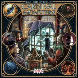 Buy Carnival of Monsters the board game online in NZ