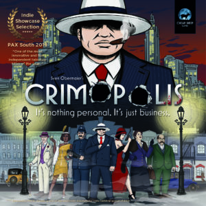Buy Crimopolis the board game online in NZ