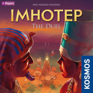 Buy Imhotep: The Duel the board game online in NZ