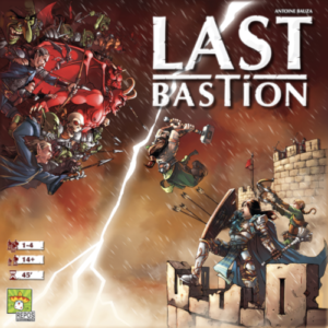 Buy Last Bastion the board game online in NZ