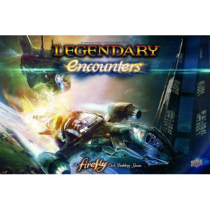 Buy Legendary Encounters: A Firefly Deck Building Game the card game online in NZ