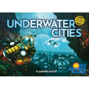 Buy Underwater Cities the board game online in NZ