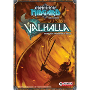 Buy Champions of Midgard: Valhalla Expansion the game expansion online in NZ