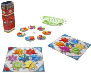 Buy Azul: Summer Pavilion the board game online in NZ