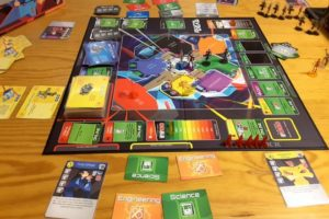 Buy The Captain Is Dead (2nd Edition) the board game online in NZ