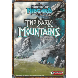 Buy Champions of Midgard: The Dark Mountains (Expansion) the board game expansion online in NZ