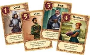 Buy Love Letter: Revised Edition the card game online in NZ