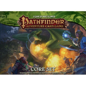 Buy Pathfinder Adventure Card Game: Core Set the card game online in NZ