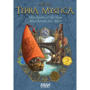Buy Terra Mystica: Merchants of the Seas (Expansion) the game expansion online in NZ