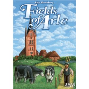 Buy Fields of Arle the board game online in NZ