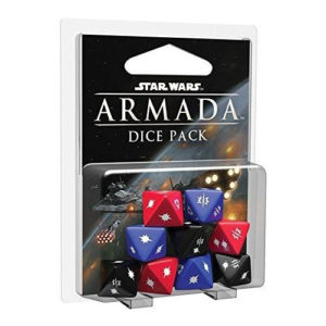 Buy Star Wars: Armada Dice Pack (Accessory) the game accessory online in NZ