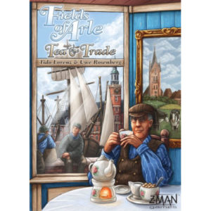 Buy Fields of Arle: Tea & Trade (Expansion) the game expansion online in NZ