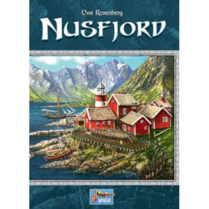 Buy Nusfjord the board game online in NZ