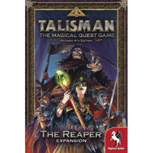 Buy Talisman: The Reaper (Expansion) the game expansion online in NZ