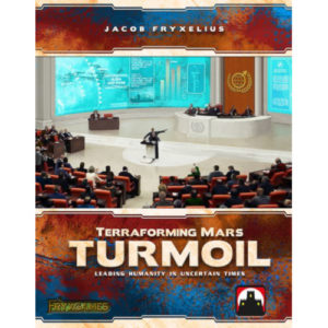 Buy Terraforming Mars: Turmoil (Expansion) the game expansion online in NZ