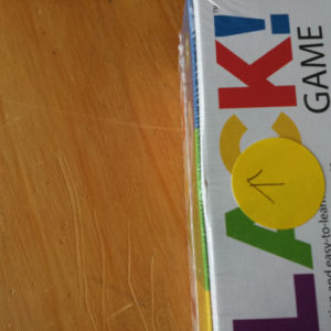 Buy Clack! (Damaged Copy) the game online in NZ