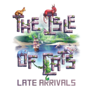 Buy The Isle of Cats: Late Arrivals (Expansion ) the board game expansion online in NZ
