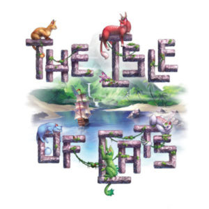 Buy The Isle of Cats the board game online in NZ