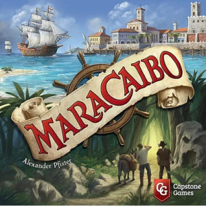 Buy Maracaibo the board game online in NZ