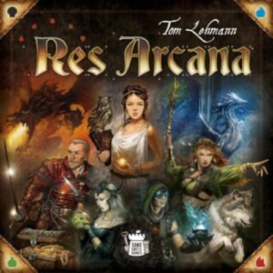 Buy Res Arcana the card game online in NZ