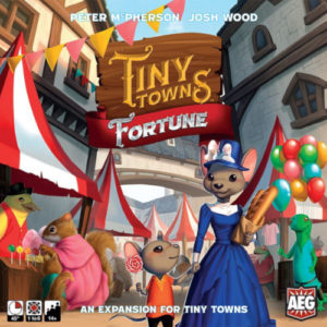 Buy Tiny Towns: Fortune (Expansion ) the game expansion online in NZ