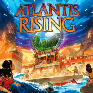 Buy Atlantis Rising (Second Edition) the board game online in NZ