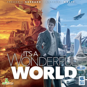 Buy It's a Wonderful World the card game online in NZ